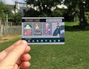 Custom Pokemon Trainer Id | Want | Pokemon Trainer Card Intended For Pokemon Trainer Card Template
