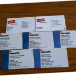 Custom Printable Business Cards Staples Design   Business With Regard To Staples Business Card Template