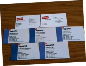 Custom Printable Business Cards Staples Design | Business with regard to Staples Business Card Template