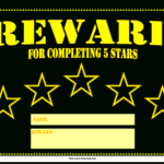 Customizable Certificate Template Clipart Images Gallery For With Star Certificate Templates Free