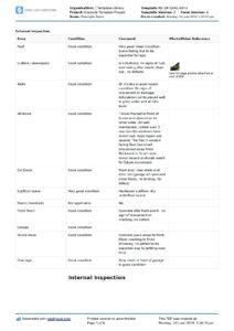 Damage Report Template – Wovensheet.co regarding Sound Report Template