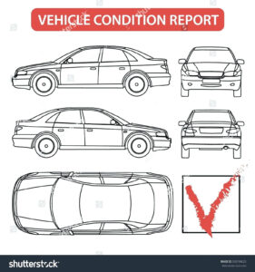 Damage Report Template – Wovensheet.co with regard to Car Damage Report Template