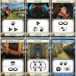 Daniel Solis: New Game Icons And Ccg Templates, Thanks To For Dominion Card Template