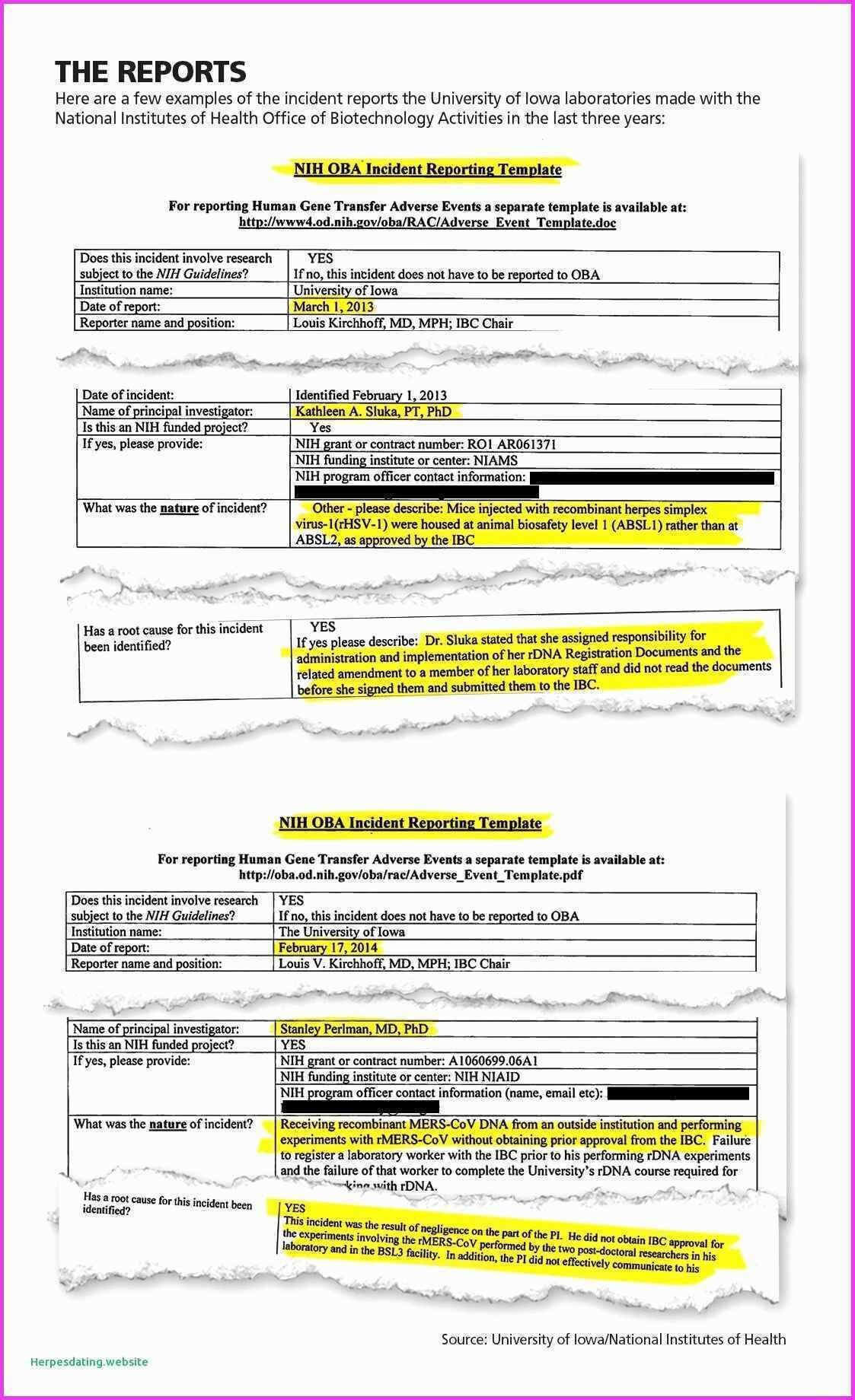 Data Analysis Report Template As Well Example Pdf With With Funding Report Template