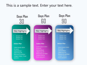 Day Plan Powerpoint Template Day Plan Inside 30 60 90 Day intended for 30 60 90 Day Plan Template Powerpoint