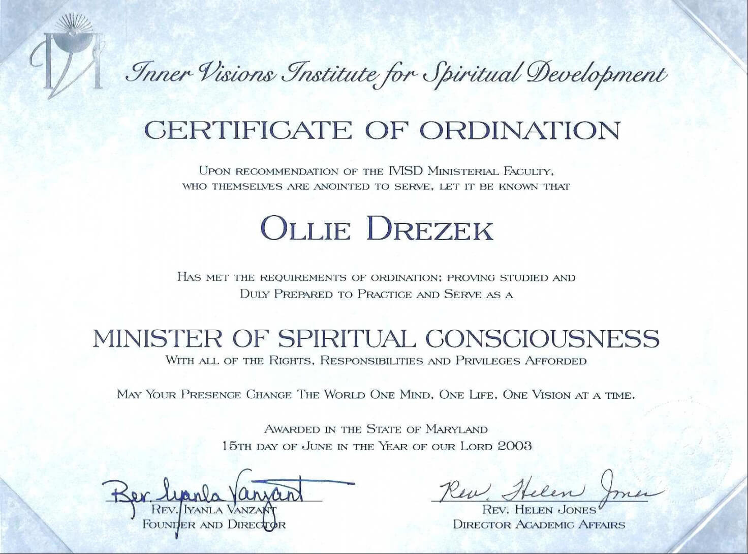 Deacon Ordination Certificate Template Best Of Free With Certificate Of Ordination Template