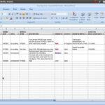Defect Tracking Template Xls Inside Bug Report Template Xls