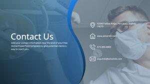 Dental Premium Powerpoint Template – Slidestore with Radiology Powerpoint Template
