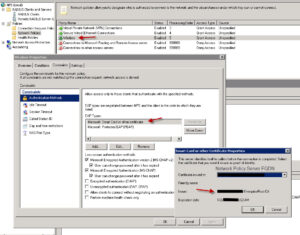 Deployment Of Certificates To Workstations For Wireless with regard to Workstation Authentication Certificate Template