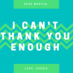 Design A Custom Thank You Card – Canva With Powerpoint Thank You Card Template