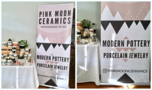 Design A Professional Retractable Pop-Up Banner Using Canva within Staples Banner Template