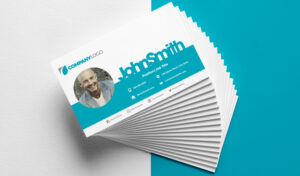 Design Print Ready Business Cards With Gimp | Logosnick with regard to Gimp Business Card Template