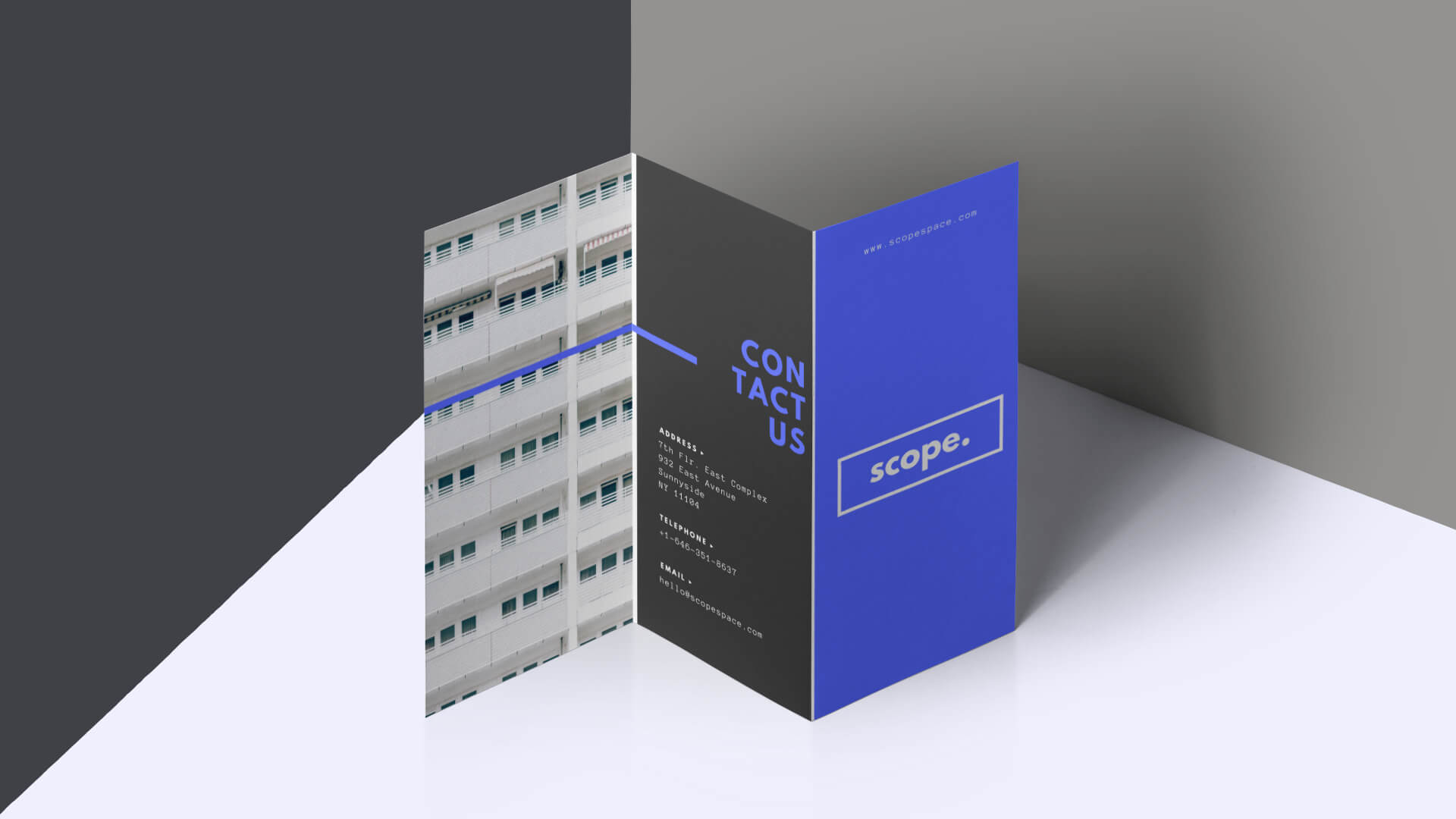 Design Trifold Brochures That Get Your Business Noticed Inside Double Sided Tri Fold Brochure Template