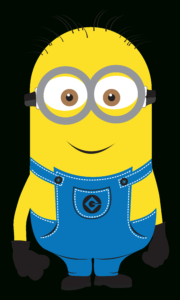 Despicable Me 2 Minions Vector (Ai, Eps, Cdr) & High Res throughout Minion Card Template