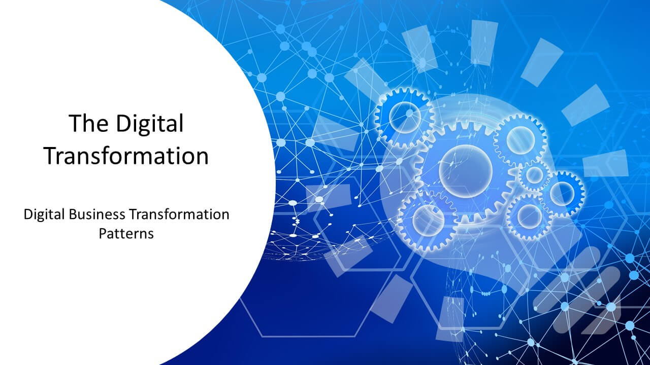 Digital Transformation Patterns Powerpoint Templates With Regard To Powerpoint Templates For Technology Presentations