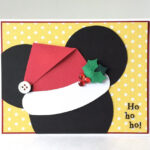 Diy Disney Christmas Card | Disney Themed Layouts, Cards Within Diy Christmas Card Templates