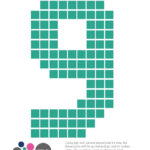 Diy Number Photo Collage | Craft Ideas | Birthday Photo With Regard To Birthday Card Collage Template