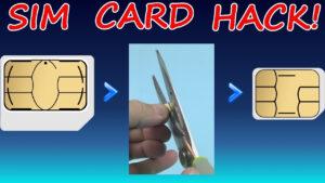 Diy Sim How To: Cut Micro-Sim To Nano-Sim Conversion (Google Pixel Target) within Sim Card Cutter Template