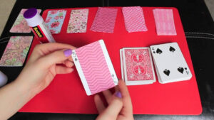 Diy: Valentine's Day 52 Reasons Why I Love You pertaining to 52 Things I Love About You Deck Of Cards Template