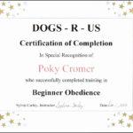 Dog Birth Certificate Template Free Beautiful Dog Birth For Birth Certificate Template For Microsoft Word