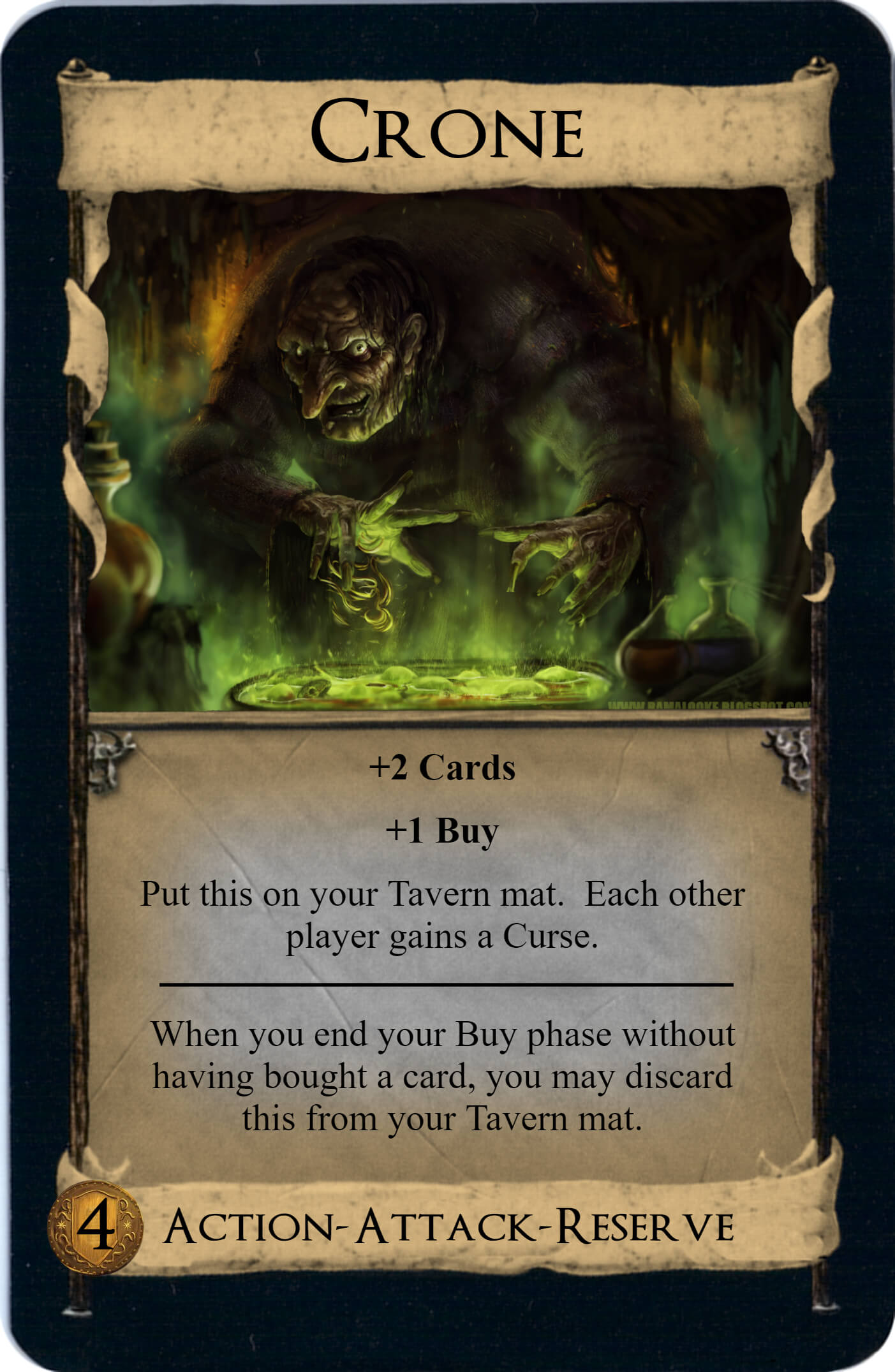 Dominion Card Image Generator Pertaining To Dominion Card Template