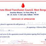 Donation Card Template Penaime Com (Donation Card Template With Organ Donor Card Template