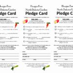 Donor Pledge Card Template | Wesleykimlerstudio Intended For Pledge Card Template For Church