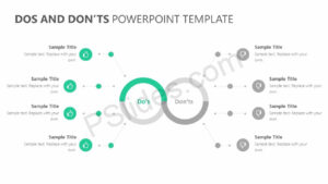 Dos And Don'ts Powerpoint Template – Pslides intended for Powerpoint Replace Template