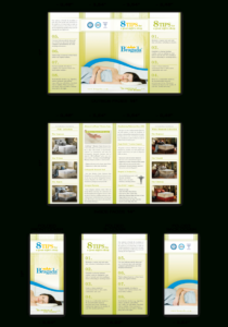 Double Gate-Fold Brochures – Templates, Sizes, Layout regarding Gate Fold Brochure Template