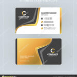 Double Sided Business Card Template Illustrator Awesome Inside Double Sided Business Card Template Illustrator