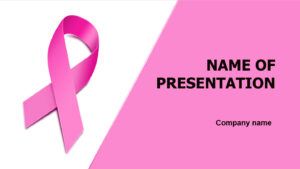 Download Free Breast Cancer Powerpoint Template And Theme regarding Breast Cancer Powerpoint Template