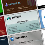 Download Free Business Card Templates And Business Card Intended For Visiting Card Templates Download
