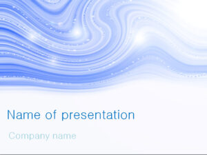 Download Free Snow Blizzard Powerpoint Template For Presentation with regard to Snow Powerpoint Template