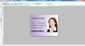 Download Id Card Software: Id Card Maker Software, Id Card regarding Faculty Id Card Template