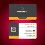 Download Modern Business Card Design Template Free Pertaining To Modern Business Card Design Templates