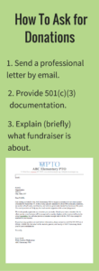 Download Our Free Donation Letter Request Template intended for Donation Card Template Free