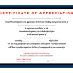 Download Templates Donation Certificate Template For Donation Certificate Template