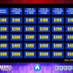Download The Best Free Jeopardy Powerpoint Template - How To Make And Edit  Tutorial within Jeopardy Powerpoint Template With Sound