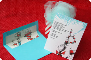 Dr Seuss Thank You Cards – in Dr Seuss Birthday Card Template