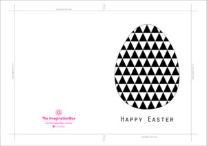 Easter Free Printables, Art & Craft Projects For Kids – The with Easter Chick Card Template