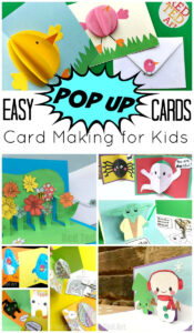 Easy Pop Up Card How To Projects – Red Ted Art within Diy Pop Up Cards Templates