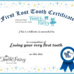 Easy Tooth Fairy Ideas & Tips For Parents / Free Printables Regarding Free Tooth Fairy Certificate Template