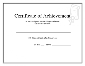 Editable 25 Images Of Printable Promotion Certificate intended for Promotion Certificate Template