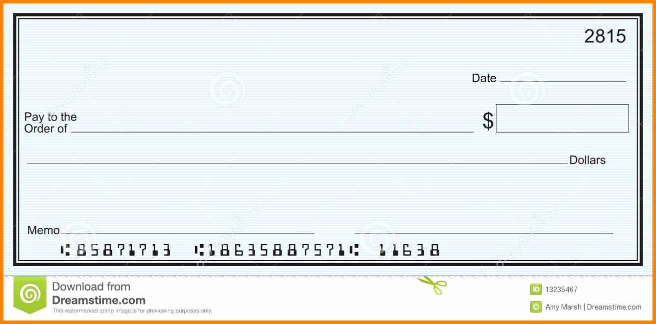 Editable Blank Check Template | Template Modern Design Pertaining To Editable Blank Check Template
