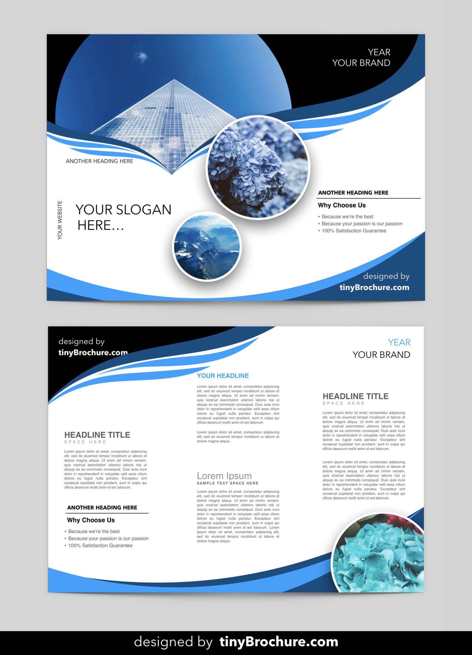 Editable Brochure Template Word Free Download | Brochure With Regard To Word Travel Brochure Template