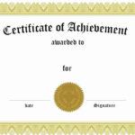 Editable Gift Certificate Template Beautiful Certificate Pertaining To Beautiful Certificate Templates
