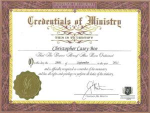 Editable Pastor Ordination Certificate Templates in Ordination Certificate Templates