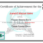 Editable Track And Field Certificates - Digital Download, Printable, Create  Your Own Awards intended for Track And Field Certificate Templates Free