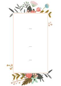 Editable Wedding Invitation Templates For The Perfect Card Intended For Invitation Cards Templates For Marriage
