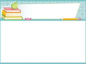Education Powerpoint Templates – Free Ppt Backgrounds And in Back To School Powerpoint Template